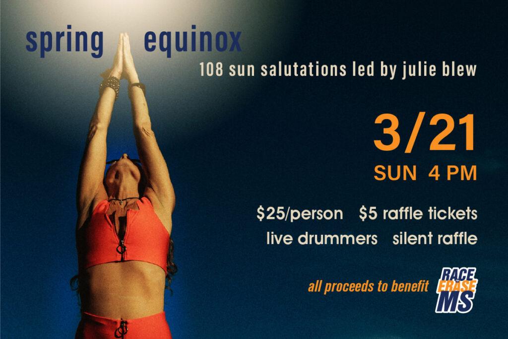 spring equinox extravaganza
